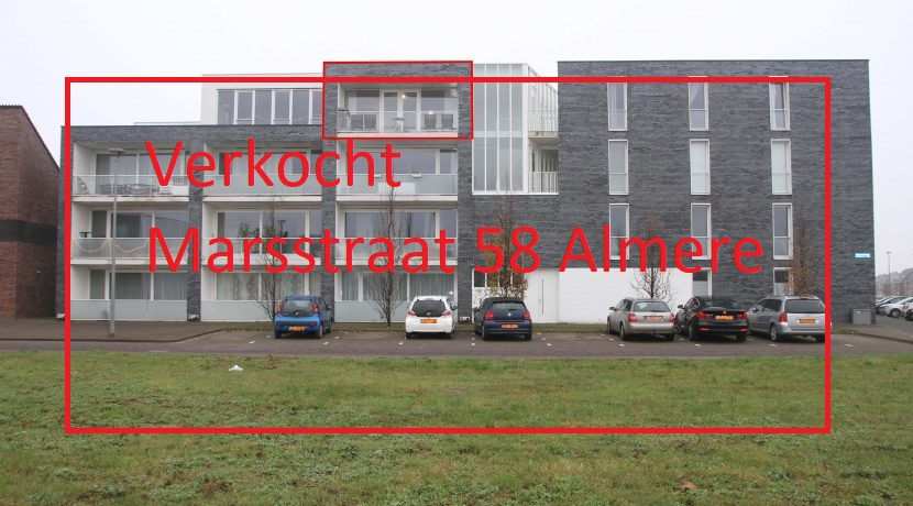 Marsstraat 58 Almere