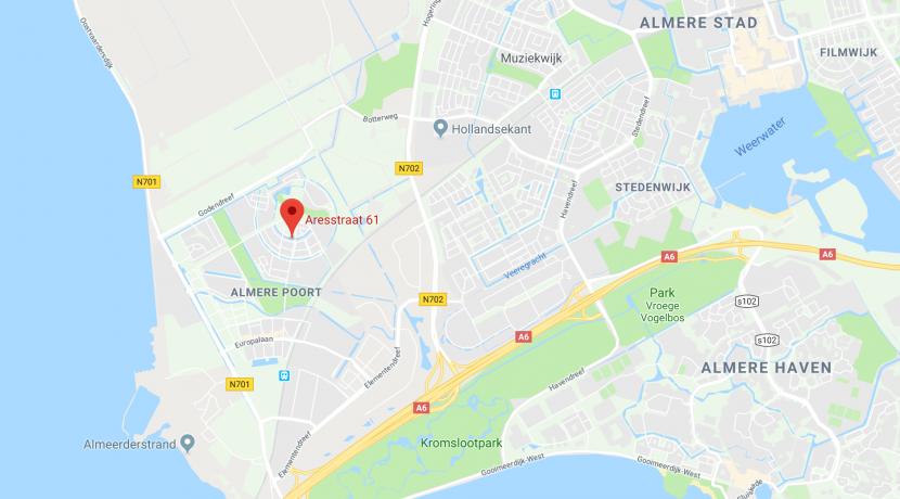 12. Almere Poort