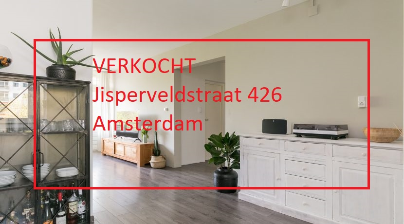 Jisperveldstraat 426 Amsterdam